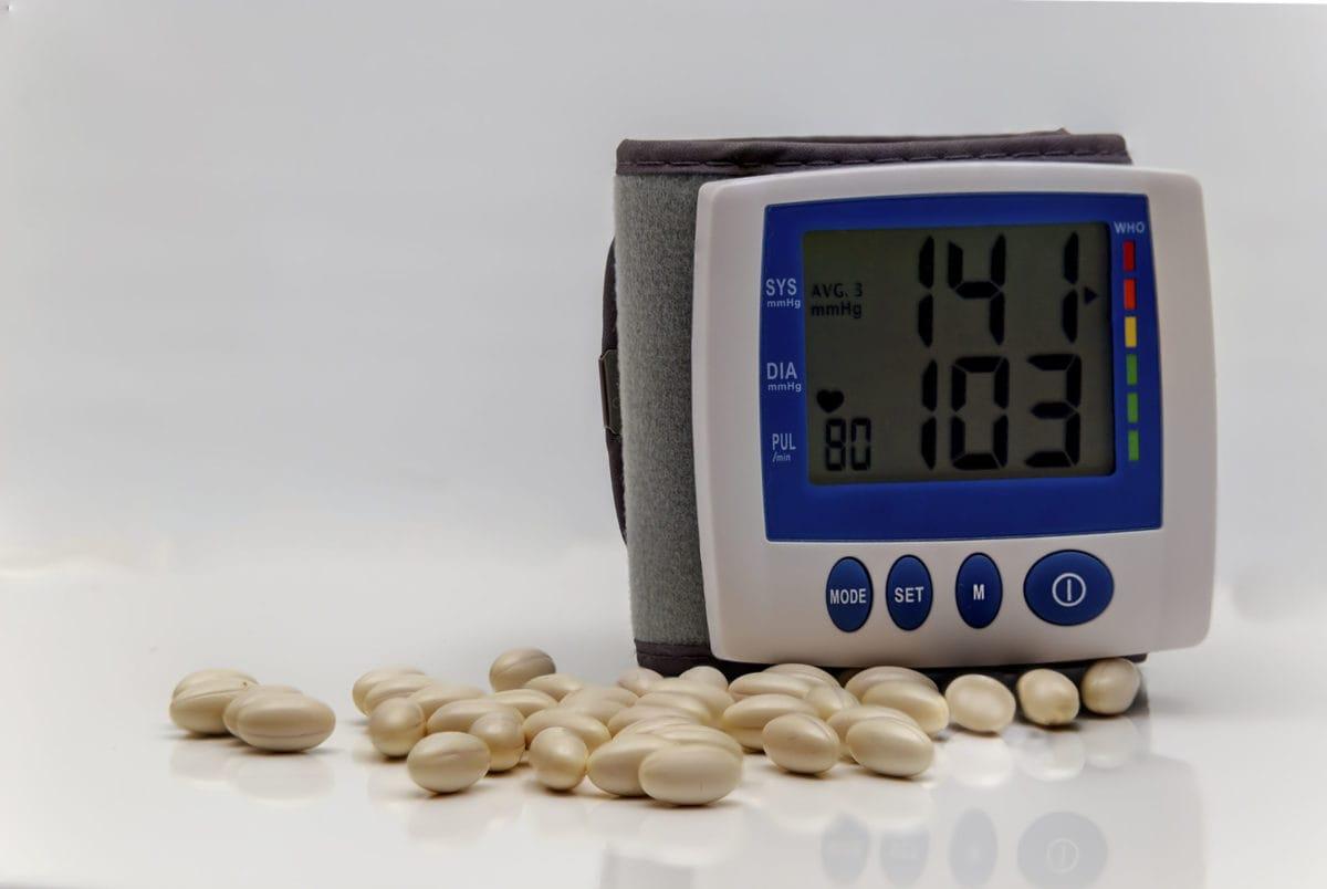 La medicina para la presión arterial te hace resfriado